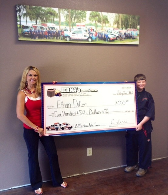 Charity   Tampa   Ierna's Heating & Cooling