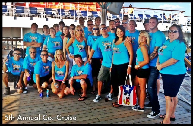 Company Cruise | Tampa | Ierna's Heating and Cooling
