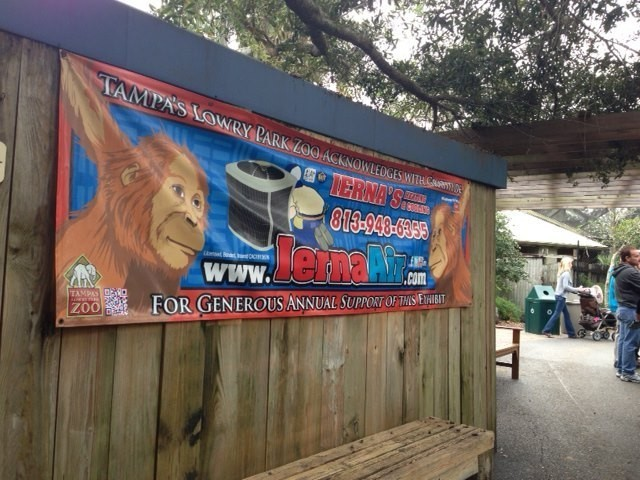 Lowry Park Zoo | Tampa | Ierna's Heating & Cooling